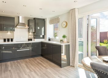 "Thumbnail 3 bedroom detached house for sale in ""Morpeth"" at Poplar Close, Plympton, Plymouth"