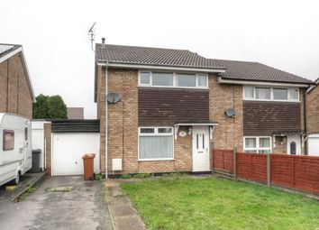 Thumbnail 3 bed semi-detached house to rent in St. Bernard Close, Broughton, Brigg