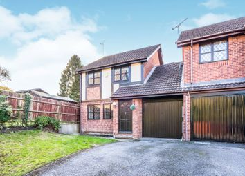 3 bed link-detached house to rent in Chalice Court, Upper Northam Road, Hedge End, Southampton SO30
