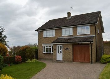 Thumbnail 4 bed detached house for sale in Bridge Meadow, Denton, Northampton