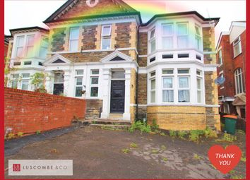 Thumbnail 2 bed flat to rent in Brynhyfryd Road, Newport
