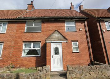 Thumbnail 3 bed semi-detached house for sale in Ravensdale Road, Mansfield, Nottinghamshire