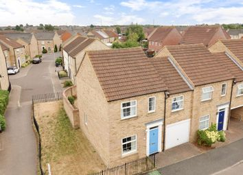 Thumbnail 3 bed end terrace house for sale in Chapman Way, Eynesbury, St. Neots