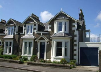Thumbnail 2 bed flat to rent in Grove Road, Broughty Ferry, Dundee