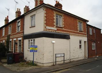 Thumbnail 4 bed end terrace house to rent in Mount Pleasant, Reading