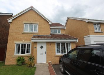 3 bed detached house for sale in Swallow Close, Darlington DL1