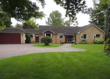 Thumbnail 4 bed detached house for sale in Spring Coppice Drive, (Off Avenue Road) Dorridge, Solihull, West Midlands
