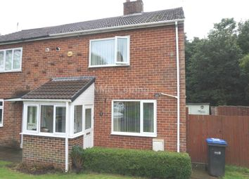 Thumbnail 2 bed semi-detached house to rent in Bruce Crescent, Wingate
