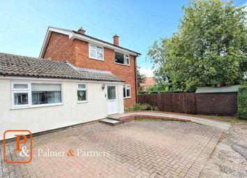 Thumbnail 4 bed detached house for sale in Croft Lea, Little Waldingfield, Sudbury