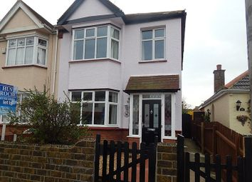 Thumbnail 3 bed semi-detached house to rent in Rylands Road, Southend-On-Sea