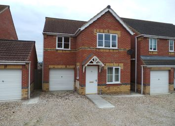Thumbnail 3 bed detached house to rent in Juniper Way, Gainsborough, Lincs