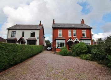 Thumbnail 4 bed semi-detached house for sale in 115 Blackpool Road, Poulton-Le-Fylde