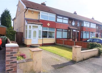 Thumbnail 4 bed end terrace house for sale in Sandhurst Road, Prescot