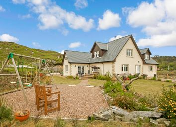 Thumbnail 4 bed detached house for sale in Morar, Mallaig, Inverness-Shire