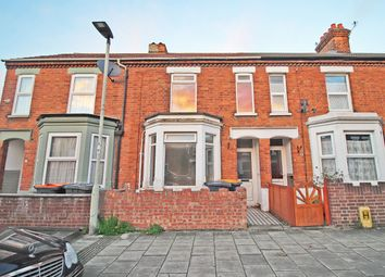 Thumbnail 3 bed terraced house to rent in Churchville Road, Bedford