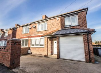 Thumbnail 4 bed semi-detached house for sale in Howard Street, Darfield, Barnsley