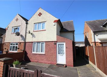 Thumbnail 3 bedroom semi-detached house for sale in Beaufort Street, Derby
