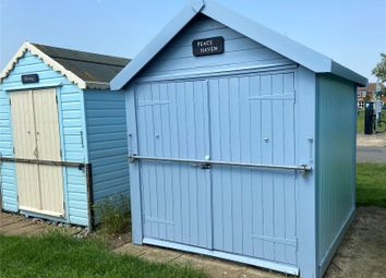 Thumbnail Detached house for sale in Beach Hut No 320, Adj Brackenbury Fort, Golf Road, Felixstowe