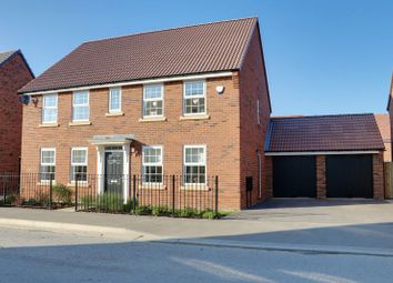 Thumbnail 4 bedroom detached house for sale in Lawrance Avenue, Anlaby, Hull