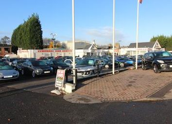 Thumbnail Commercial property for sale in Lymedale Motors, Liverpool Road, Newcastle Under Lyme