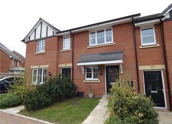 Thumbnail 2 bed terraced house for sale in George Gallimore Drive, Haslington, Crewe
