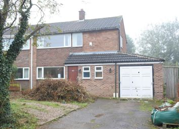 Thumbnail 3 bed semi-detached house for sale in Saltersford Grove, Grantham