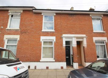 Thumbnail 4 bed terraced house to rent in Percy Road, Southsea