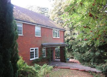 Thumbnail 4 bed detached house to rent in Thorns Lane, Whiteleaf, Bucks