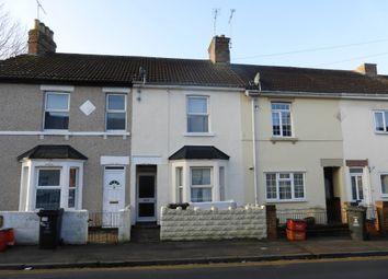 Thumbnail 5 bedroom terraced house for sale in Maxwell Street, Swindon