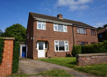 Thumbnail 3 bed semi-detached house for sale in Allenby Crescent, Fotherby
