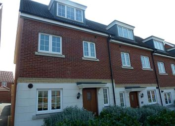 Thumbnail 4 bedroom property for sale in Mortimer Road, Stowmarket