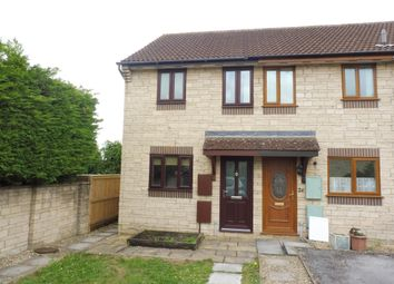 Thumbnail 2 bedroom end terrace house to rent in Trinity Park, Calne