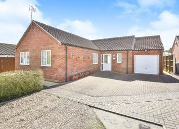 Thumbnail 3 bed detached bungalow for sale in Nidus Gardens, Dereham