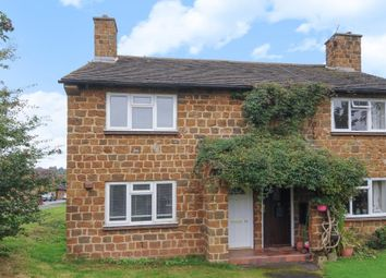 Thumbnail 2 bed cottage for sale in The Green, Radway