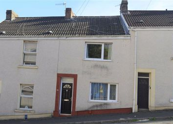 Thumbnail 3 bed terraced house for sale in Caepistyll Street, Swansea