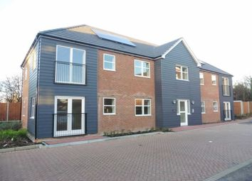 Thumbnail 2 bed flat for sale in Dudley Close, Chafford Hundred, Grays