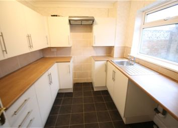 Thumbnail 2 bed semi-detached house to rent in Bramall Lane, Darlington