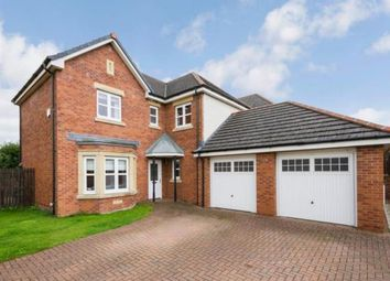 Thumbnail 4 bed detached house for sale in Broomhouse Crescent, Uddingston, Glasgow, North Lanarkshire
