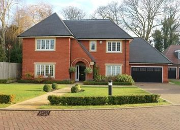 Thumbnail 5 bed detached house to rent in Temple Gardens, Dorridge, Solihull