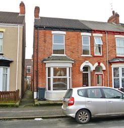 Thumbnail 3 bedroom terraced house for sale in Washington Street, Hull