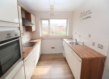 Thumbnail 2 bedroom flat for sale in Rednal Walk, Wigan