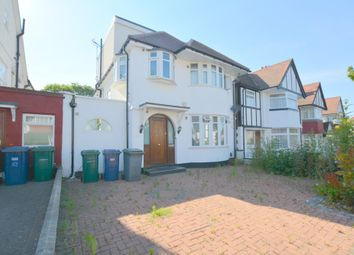 Thumbnail 6 bed detached house to rent in Rowsley Avenue, Hendon, London