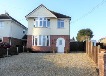 Thumbnail 3 bed detached house for sale in St Michaels Avenue, Yeovil