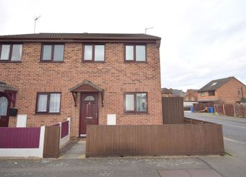 Thumbnail 2 bed town house to rent in Allestree Street, Alvaston, Derby