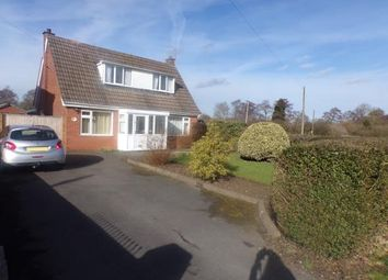 Thumbnail 3 bed bungalow for sale in Spon Lane, Atherstone, Warwickshire