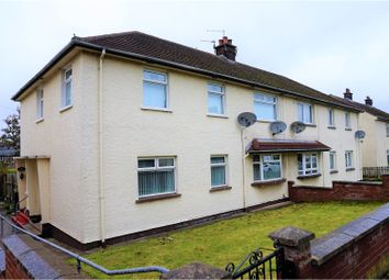 Thumbnail 3 bedroom flat for sale in Rathcoole Drive, Newtownabbey