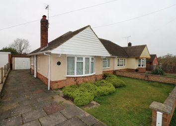 Thumbnail 2 bedroom bungalow for sale in Brampton Way, Oadby, Leicester, Leicestershire