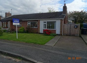 Thumbnail 2 bed bungalow to rent in Severn Road, Bulkington