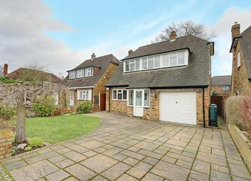 Thumbnail 4 bed detached house for sale in Pepys Close, Ickenham