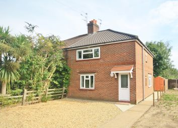 Thumbnail 2 bed flat to rent in St Marys Road, Stalham, Norfolk